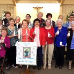 'Women of light' gather for the final time at the Aspley Catholic Women's League group