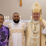 Joy across Townsville diocese as newly ordained deacon takes up his ministry for the Church
