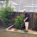 Pope Francis offers his prayers for Townsville as clean-up gets underway and costs are counted
