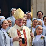 Brides of Christ sign a blank cheque to God and embody the joy and hope of their vocation