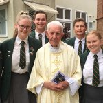 Marist father of 62 years honoured with Australia Day award, showcasing the best in Aussie priests