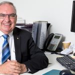 A heart of service and a lot of hard work, retiring Vinnies chief Peter Maher shares his story