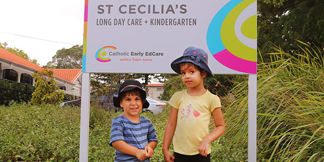 Catholic Early EdCare – a new brand to capture the spirit of early learning