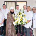 Oceania bishops visit Townsville Imam, interfaith spirit shares a message of hope and support