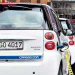 Parties get behind green roads and carbon reduction with major push for electric cars