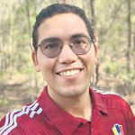 Young Venezuelan immigrant feels blessed by God for bringing him to Brisbane Catholic community