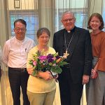 Decades of service – long-serving archdiocesan worker thanked and farewelled