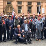 Soldiers in solidarity –East Timorese and Australian veterans march together on Anzac Day