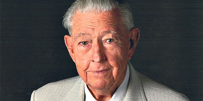 A man who had time for everyone –Jack Williams loved God, faith, family and serving others