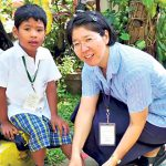 'Love is the most important' –Sr Eiko Mukae shares wisdom gained from a lifetime helping the poor