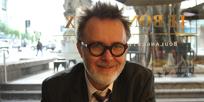 Catholics must learn to survive in post-Christian world, US author Rod Dreher says