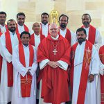 Queensland Catholics thankful for missionary priests' evangelisation in Brisbane and Townsville