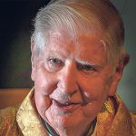 Visionary priest Fr Leo Donnelly remembered as a pillar of the Port Macquarie parish community