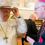 Bishops celebrate Mass at tomb of St Peter before meeting with Pontiff to discuss Church in Australia