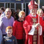 Hendra parishioners on a high celebrating 90 years of faith-filled history