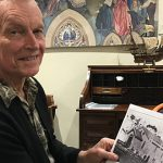 Search on for new Brisbane archdiocesan archivist as Fr Denis Martin plans to call it a day