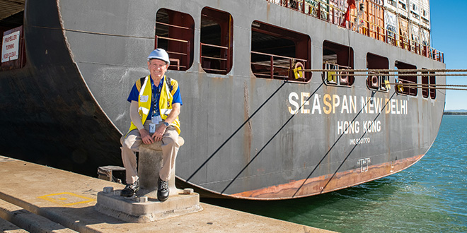 Centacare ministry helping overcome seafarers' loneliness though their ministry to the high seas