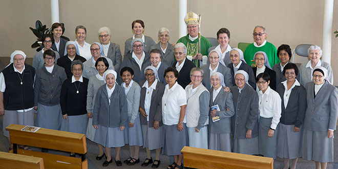 Canossian Daughters of Charity celebrate 70 years of mission, charity, love in Australia