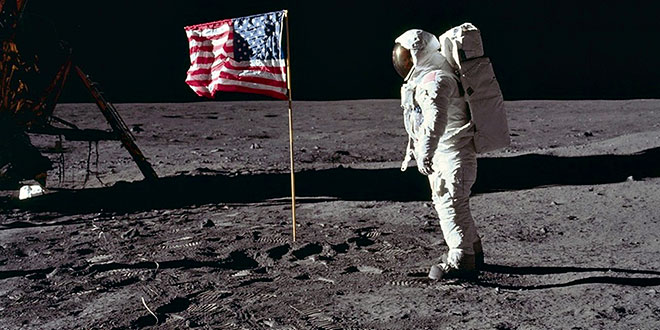 Five decades of small steps and giants leaps, remembering the 'conquerors of the Moon'