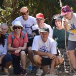 Queenslanders share in joyful mission with 'Christ on the Cross', serving the poorest of the poor