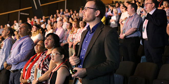 "Focus on Jesus: Brisbane Assembly was a faith-filled gathering to ""listen to the voice of God""."