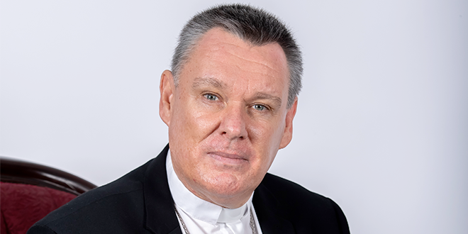 Townsville Bishop Tim Harris