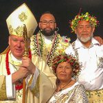 Newly ordained Townsville priest Fr Emene Kelemete is ready to serve the People of God