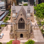 Lockdown set to end in Greater Brisbane, masks mandatory in churches for the next 10 days