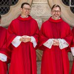 Four new deacons of Brisbane