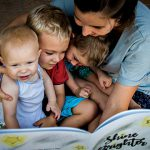 Mum releases second book based on sons with rare genetic condition Usher Syndrome