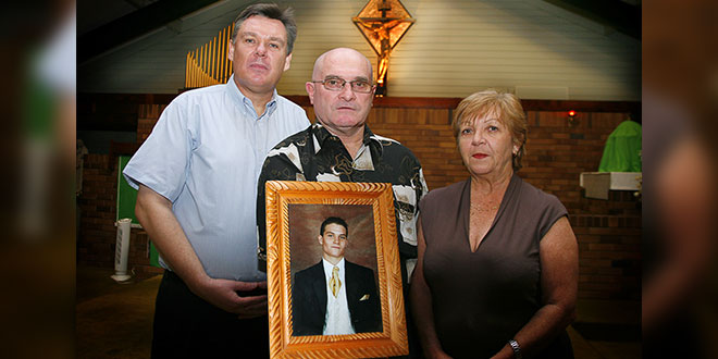 Bishop who advocated for Scott Rush's family urges government to bring Bali Nine home