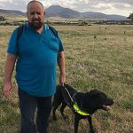 Social justice chief Peter Arndt to climb Tanzania's Mount Kilimanjaro for guide dogs