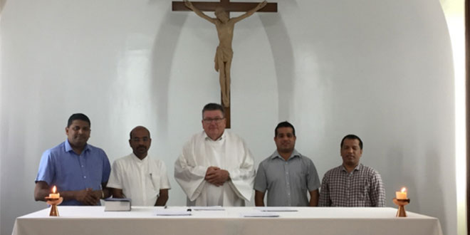 New style of pastoral leadership introduced for the Central West