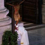 COVID-19 is not God's judgment, but a call to live differently, Pope Francis says