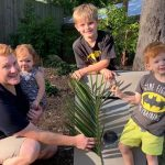 Brisbane Catholic dad Steven Bird invites Christians to put palms outside their homes this Sunday