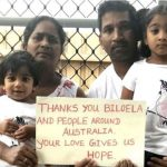 Reprieve for Tamil family, two-year-old daughter 'not afforded procedural fairness' in visa application