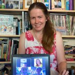Catholic teacher Mary Grace tries online tutoring to support family in COVID-19 crisis