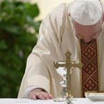 Pope prays for the unemployed and reminds all the Holy Spirit is our advocate who holds us firmly
