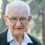Australian Fr Pat Harney, the oldest Carmelite in the world, remembered in live-stream funeral today