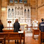 Brisbane Catholics pray for Victorians stuck in lockdown after coronavirus cases swell