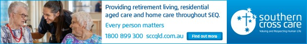 Southern Cross Care Providing retirement living, residential aged care and home care throughout SEQ