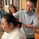 Fr Francis' hair worth more than $4000 for Vietnamese mission