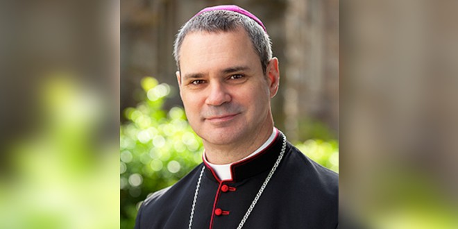 Melbourne Archbishop Peter Comensoli