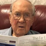 Columban missionaries' 100-year-old magazine a lifelong inspiration for donor of 60 years