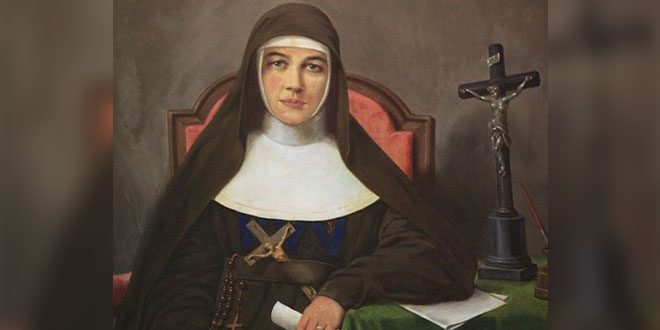 Bishop Barron praises Mary MacKillop's efforts to renounce clerical abuse