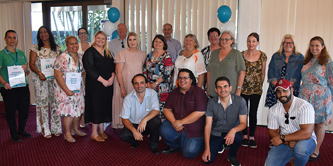 Centacare's dedicated teams 'stronger together in 2020'