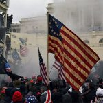 'Appalling' – President Trump supporters storm Capitol Building and halt electoral college vote count