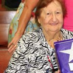 Coorparoo parishioner 'relishes' surprise turnout for Mass on her 100th birthday