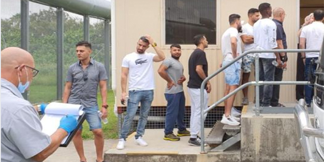 Bridging visas for refugees released from Brisbane detention