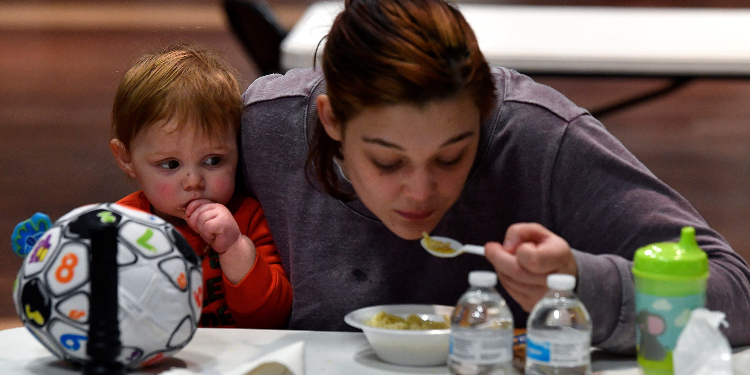 Opportunity to help: A coalition of social support services said more needed to be done to address rising inequality.